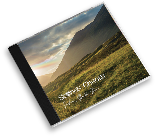 """Stone's Throw - Album """"Sunshine After the Storm"""""""