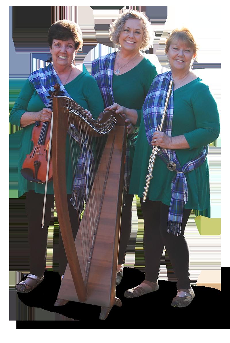 Stone's Throw - Celtic Traditional Trio